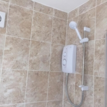 Shower and Tile Installation