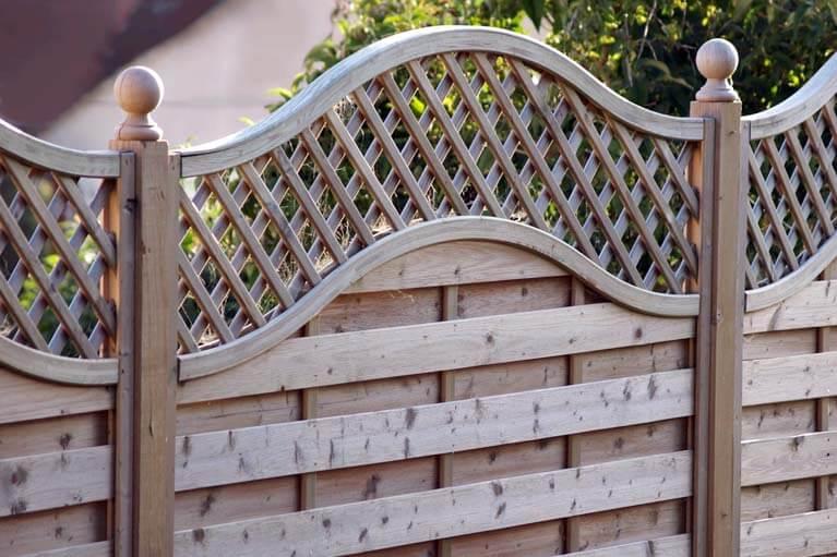 garden fences cheltenham